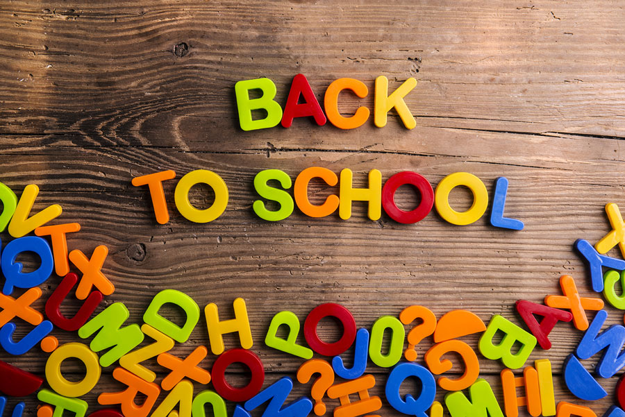 Back-to-School: Reminders of What Matters