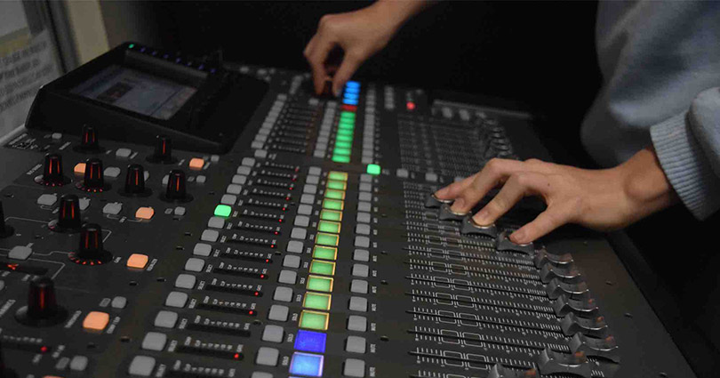 Sound Gets an Upgrade in OLP's Theatre