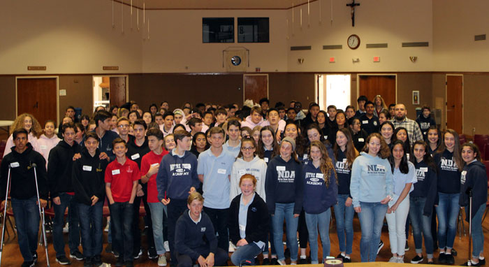 FIA Retreat Tightens Relationships among Diocesan Schools