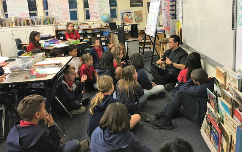 Pastoral Support for Students at St. Francis