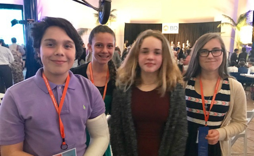 St. Didacus Parish School Success at the Greater San Diego Science & Engineering Fair