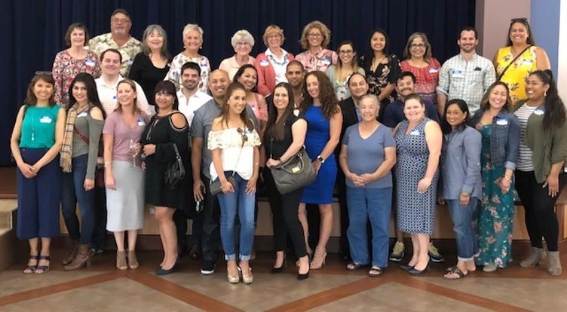 Classmates reconnect at St. Pius X Alumni Mixer