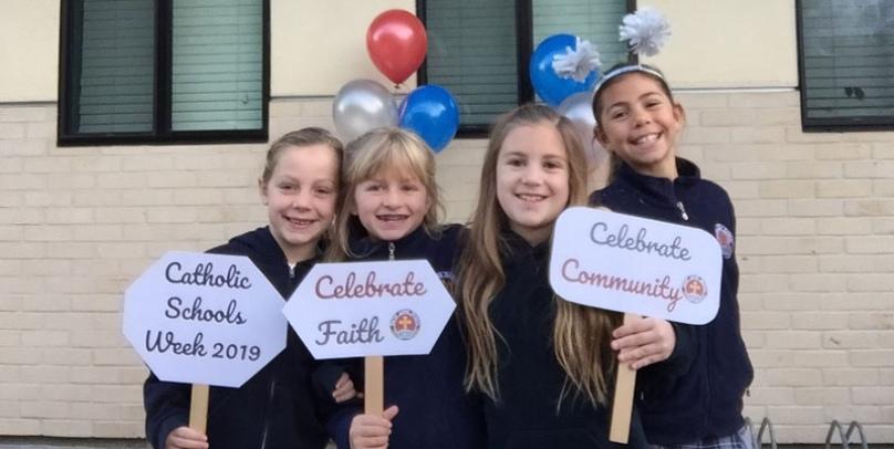 Catholic Schools Week Success