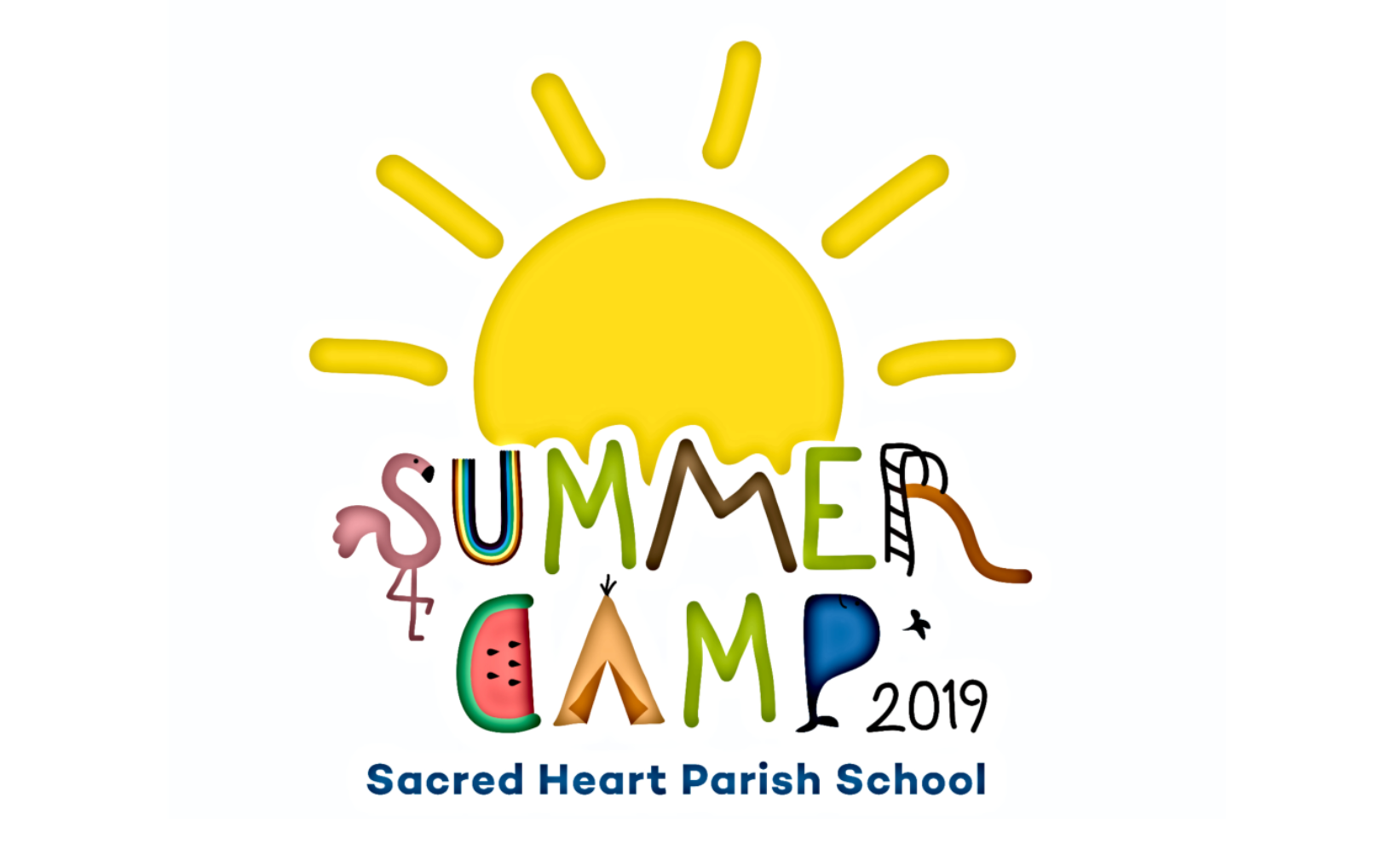 Sacred Heart Parish School is Ready for Camp!