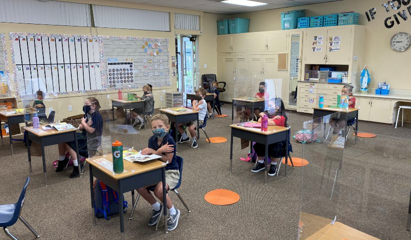 San Diego County Catholic Schools Open for In-Person Instruction